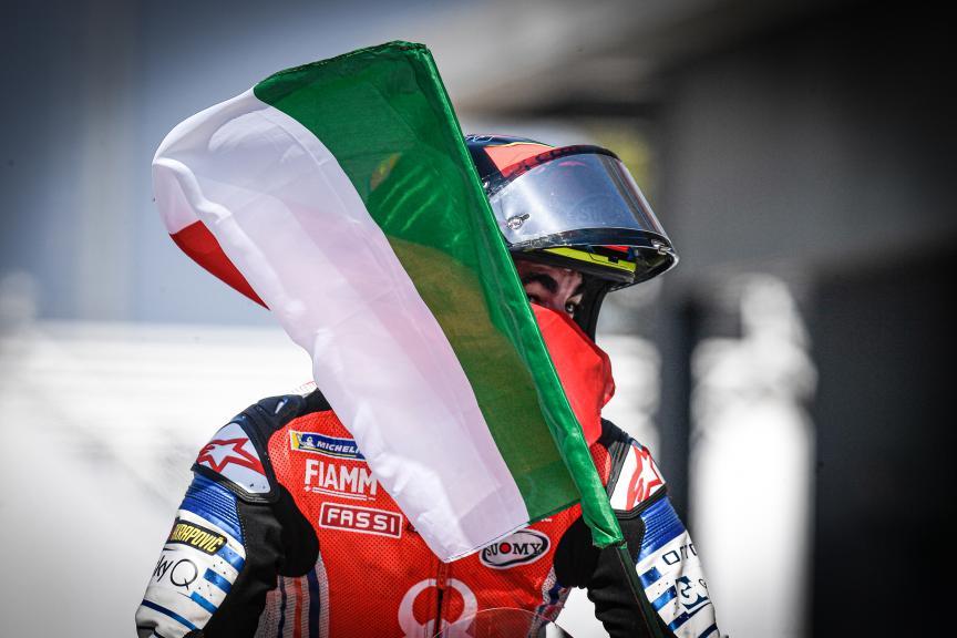 Francesco Bagnaia, Pramac Racing, Gran Premio Lenovo di San Marino e della Riviera di Rimini