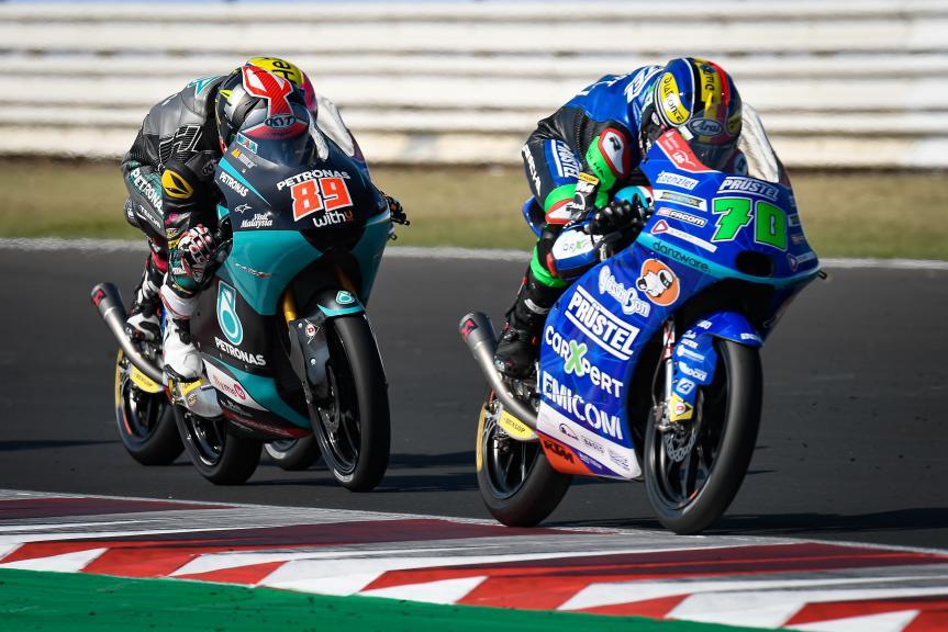 Barry Baltus, Carxpert PruestelGP, Gran Premio Lenovo di San Marino e della Riviera di Rimini