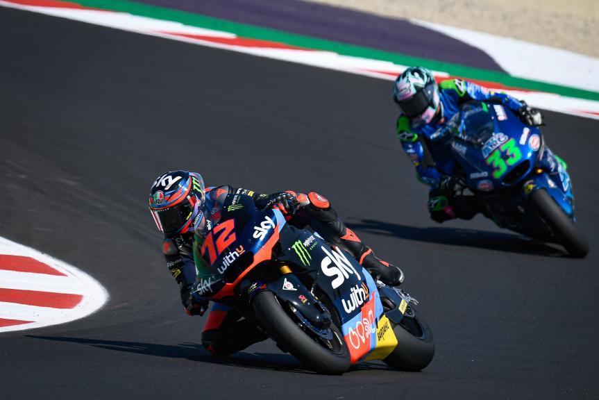 Marco Bezzecchi, SKY Racing Team Vr46, Gran Premio Lenovo di San Marino e della Riviera di Rimini