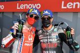 Francesco Bagnaia, Franco Morbidelli, Gran Premio Lenovo di San Marino e della Riviera di Rimini