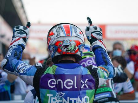 MotoE, Race, Gran Premio Lenovo di San Marino e della Rivier