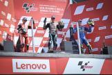 Franco Morbidelli, Francesco Bagnaia, Joan Mir, Gran Premio Lenovo di San Marino e della Riviera di Rimini