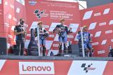 Luca Marini, Marco Bezzecchi, Enea Bastianini, Gran Premio Lenovo di San Marino e della Riviera di Rimini