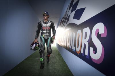 Lerne Morbidelli kennen: den neuesten Sieger der MotoGP™