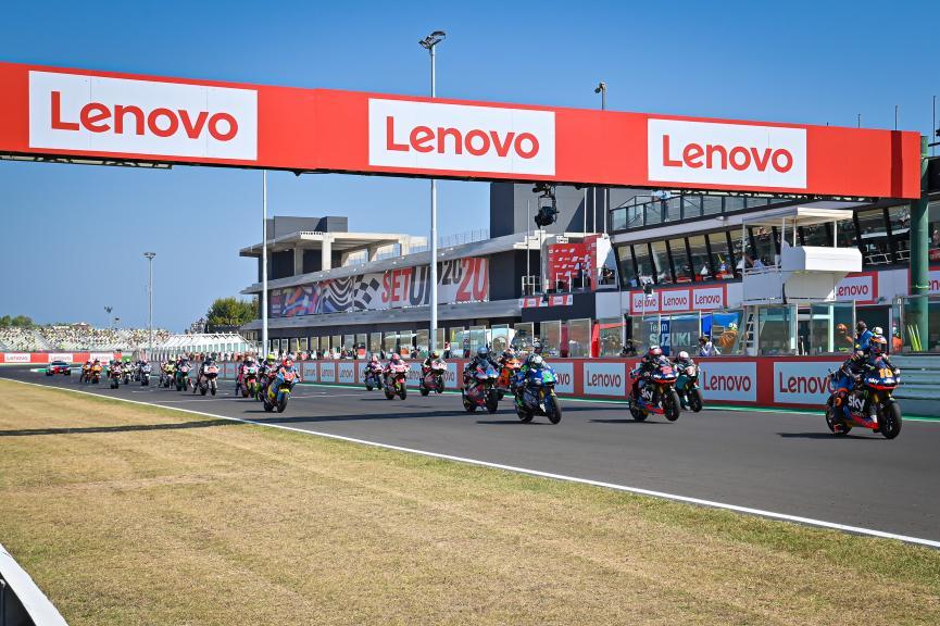 Moto2, Gran Premio Lenovo di San Marino e della Riviera di Rimini