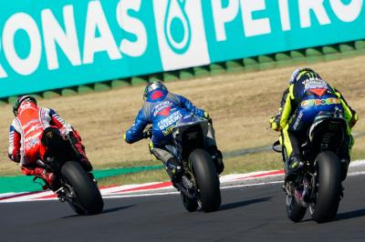 FREE! Full last lap of the MotoGP™ race at Misano