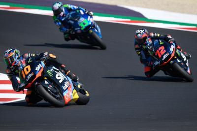 Il tricolore domina la Moto2™. Si farà il bis a Misano?