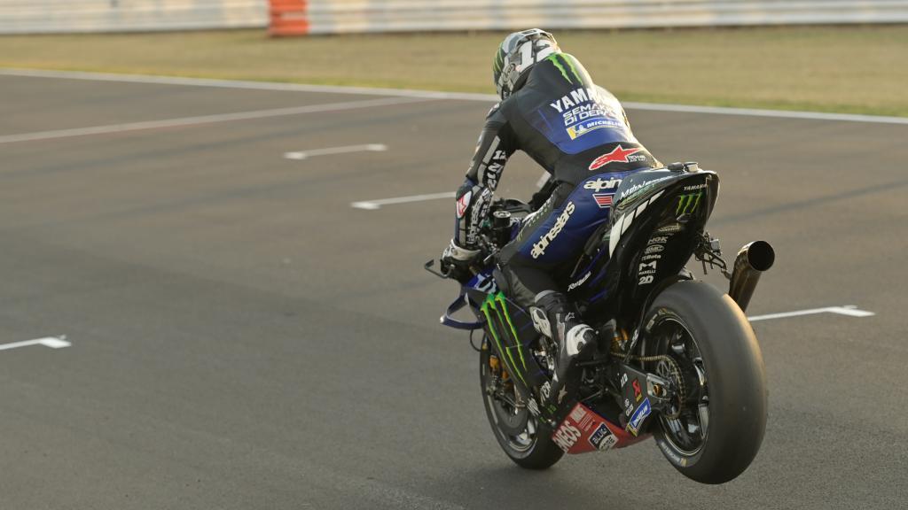 Maverick Vinales, Monster Energy Yamaha MotoGP, Misano MotoGP™ Official Test