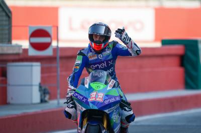 Matteo Ferrari è pronto per trionfare in casa