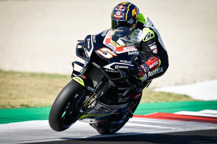 Johann Zarco, Reale Avintia Racing, Misano MotoGP™ Official Test