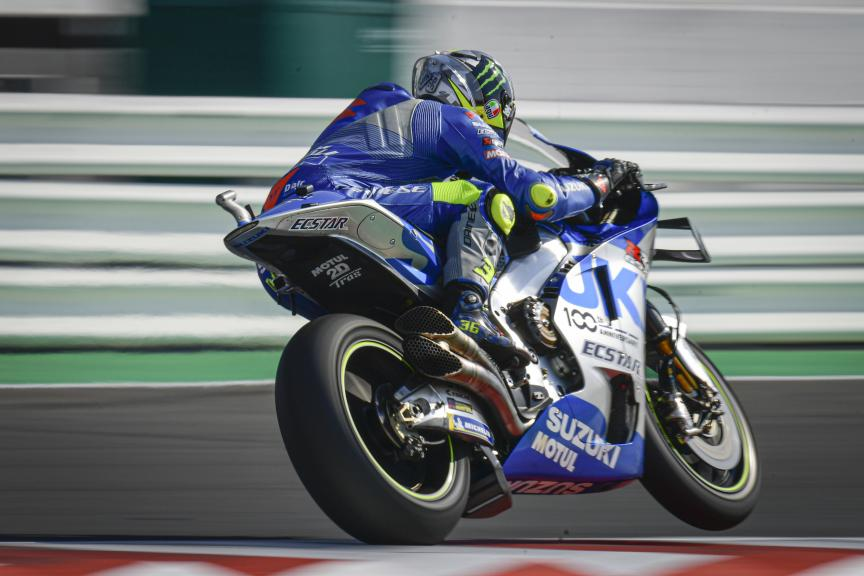 Joan Mir, Team Suzuki Ecstar, Misano MotoGP™ Official Test