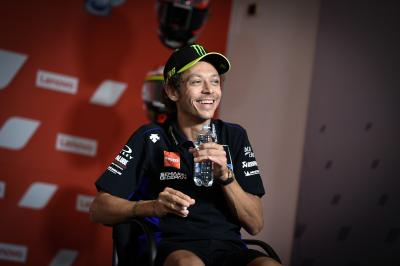 Funny bits: Rossi says VR46 Academy was a bad idea