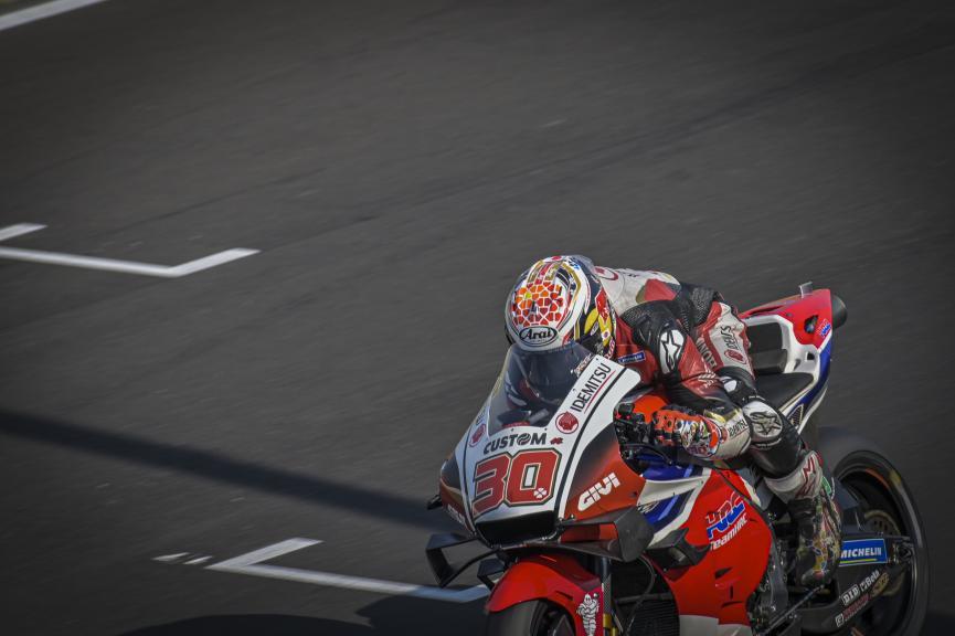 Takaaki Nakagami, LCR Honda Idemitsu, Misano MotoGP™ Official Test