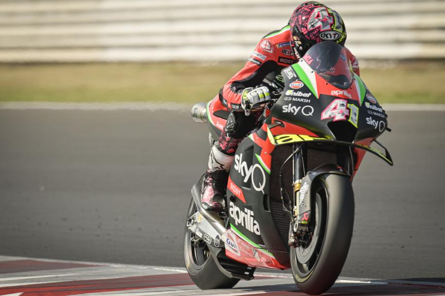 Aleix Espargaro, Aprilia Racing Team Gresini, Misano MotoGP™ Official Test