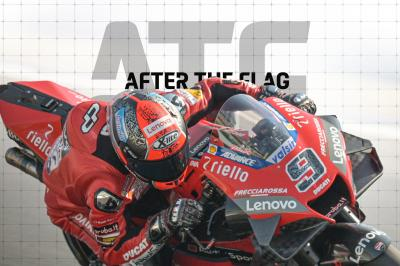 After The Flag: Misano Test live analysis and reaction