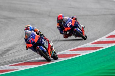 Sasaki and Öncü to remain with Red Bull KTM Tech3 in 2021
