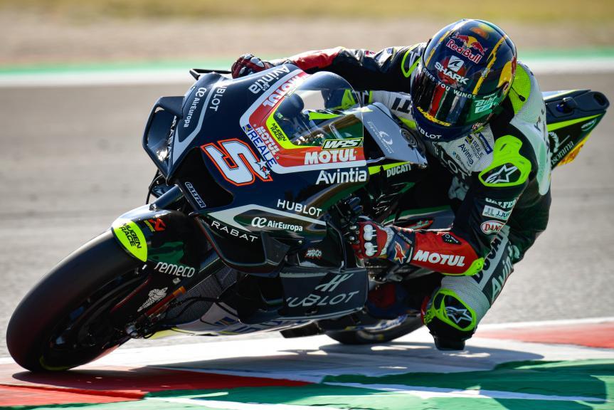 JohJohann Zarco, Reale Avintia Racing, Gran Premio TISSOT dell'Emilia Romagna e della Riviera di Rimini