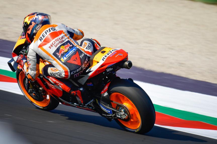 Stefan Bradl, Repsol Honda Team, Gran Premio TISSOT dell'Emilia Romagna e della Riviera di Rimini
