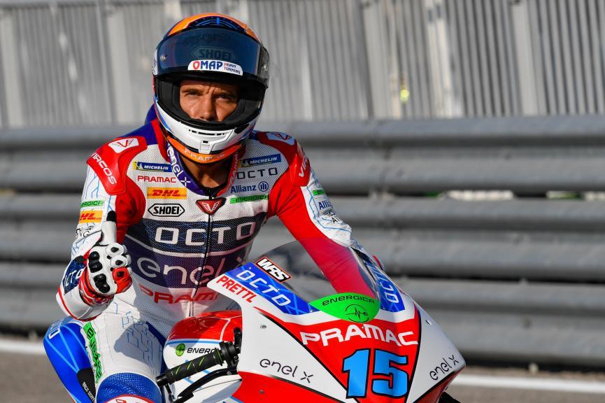 Alex de Angelis, Octo Pramac Racing, Gran Premio TISSOT dell'Emilia Romagna e della Riviera di Rimini