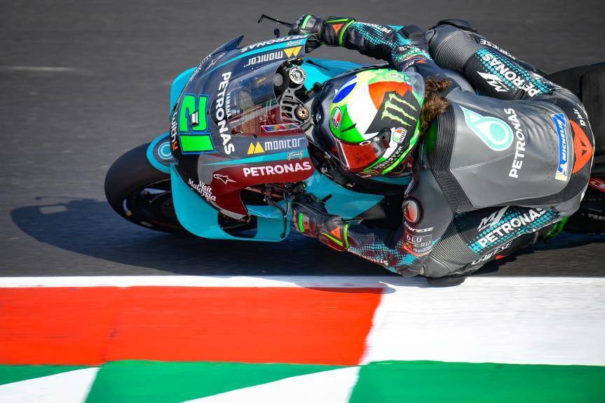 Franco Morbidelli, Petronas Yamaha SRT, Gran Premio TISSOT dell'Emilia Romagna e della Riviera di Rimini