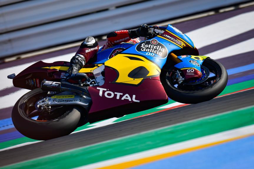 Sam Lowes, EG 0,0 Marc VDS, Gran Premio TISSOT dell'Emilia Romagna e della Riviera di Rimini