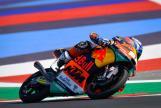 Raul Fernandez, Red Bull KTM Ajo, Gran Premio TISSOT dell'Emilia Romagna e della Riviera di Rimini