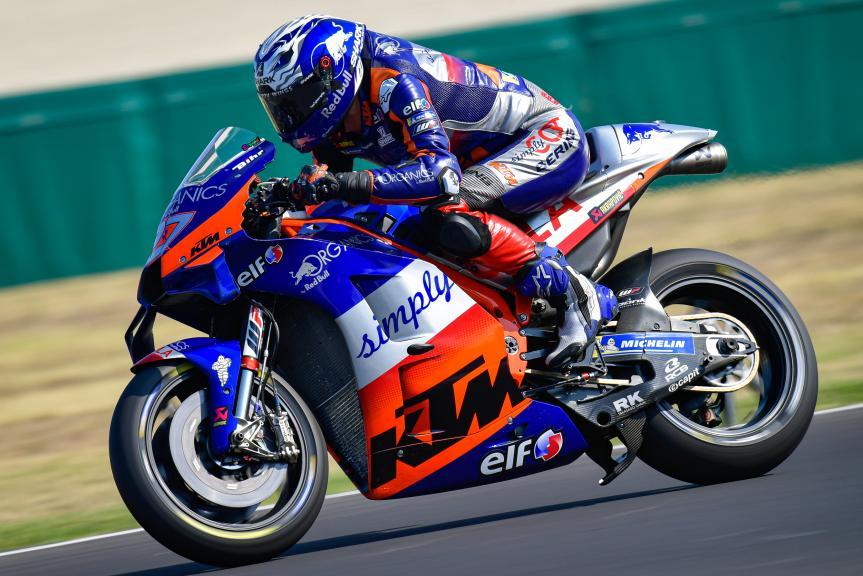 Iker Lecuona, Red Bull KTM Tech 3, Gran Premio TISSOT dell'Emilia Romagna e della Riviera di Rimini