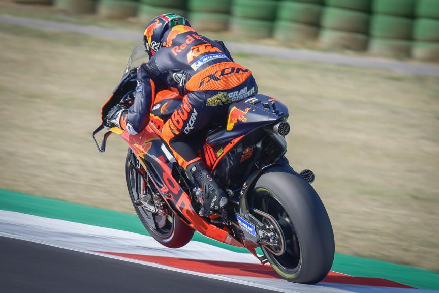 Brad Binder, Red Bull KTM Factory Racing, Gran Premio TISSOT dell'Emilia Romagna e della Riviera di Rimini