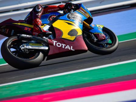 Moto2, Free Practice, Gran Premio TISSOT dell'Emilia Romagna