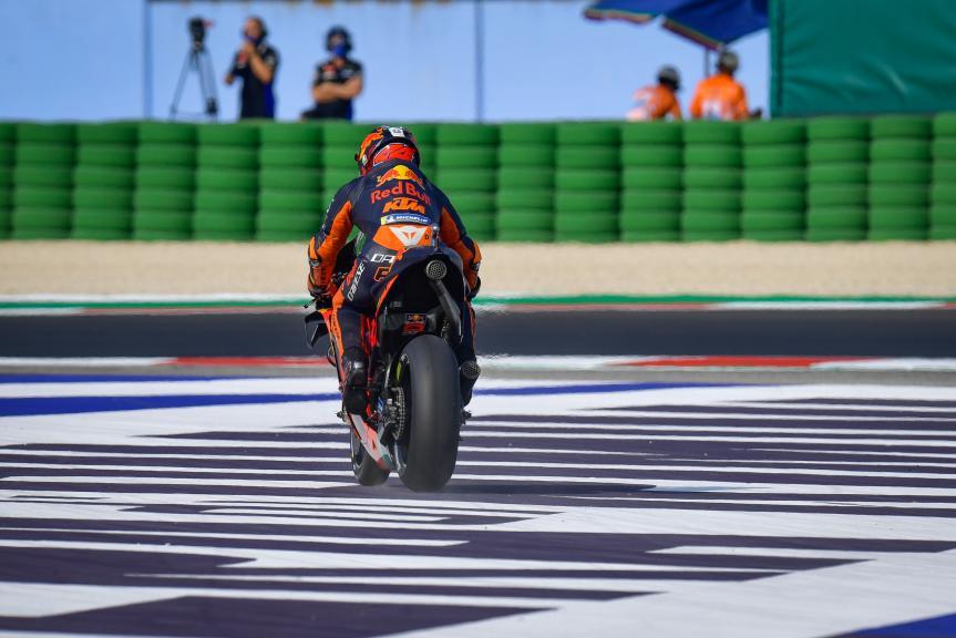 Pol Espargaro, Red Bull KTM Factory Racing, Gran Premio TISSOT dell'Emilia Romagna e della Riviera di Rimini