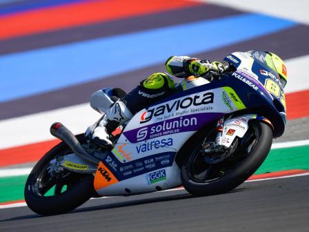 Moto3, Free Practice, Gran Premio TISSOT dell'Emilia Romagna