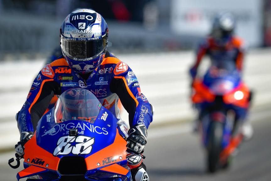 Miguel Oliveira, Red Bull KTM Tech 3, Gran Premio TISSOT dell'Emilia Romagna e della Riviera di Rimini