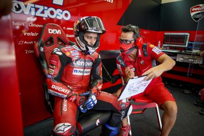 Is it panic stations for Ducati with two star men out of Q2?