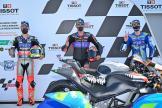 Jordi Torres, Matteo Ferrari, Dominique Aegerter, Gran Premio TISSOT dell'Emilia Romagna e della Riviera di Rimini