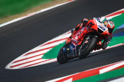 Miller and Dovizioso leave it late to book a place in Q2