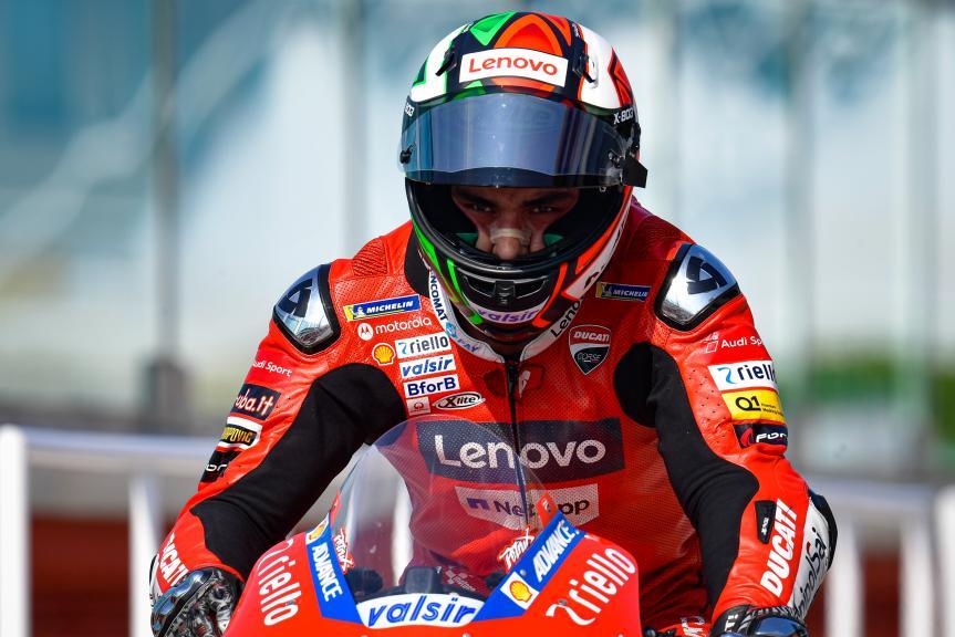 Danilo Petrucci, Ducati Team, Gran Premio TISSOT dell'Emilia Romagna e della Riviera di Rimini