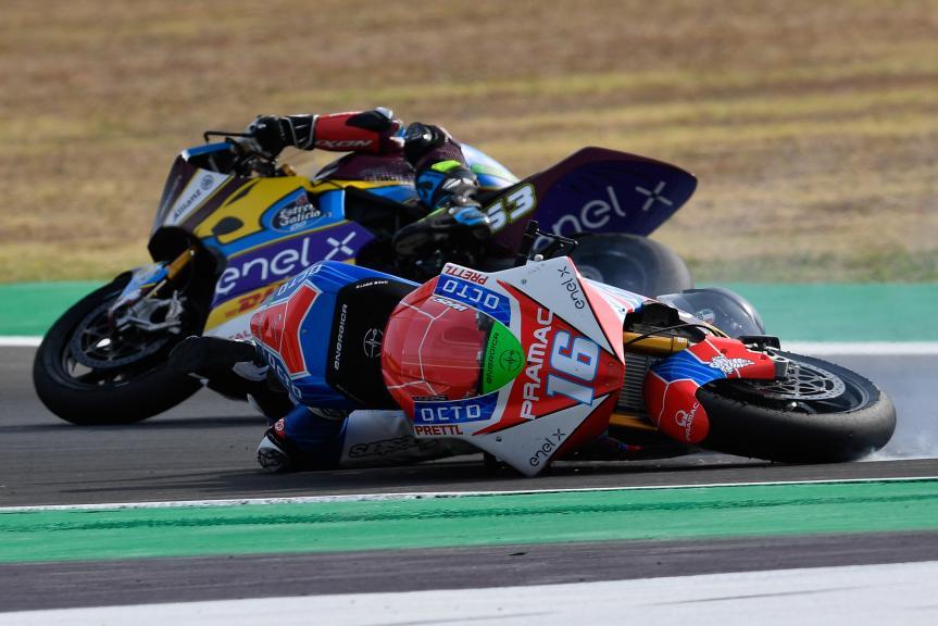 Josh Hook, Octo Pramac Racing, Gran Premio TISSOT dell'Emilia Romagna e della Riviera di Rimini