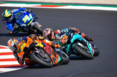 Why Was Quartararo Given A Three Second Penalty At Misano Motogp
