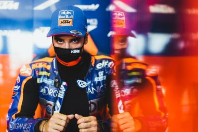 """""""It's horrible starting there"""" - Oliveira salvages top five"""