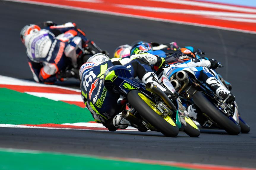 Romano Fenati, Sterilgarda Max Racing Team, Gran Premio TISSOT dell'Emilia Romagna e della Riviera di Rimini