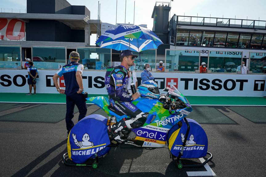 Alessandro Zaccone, Trentino Gresini Motoe, Gran Premio TISSOT dell'Emilia Romagna e della Riviera di Rimini
