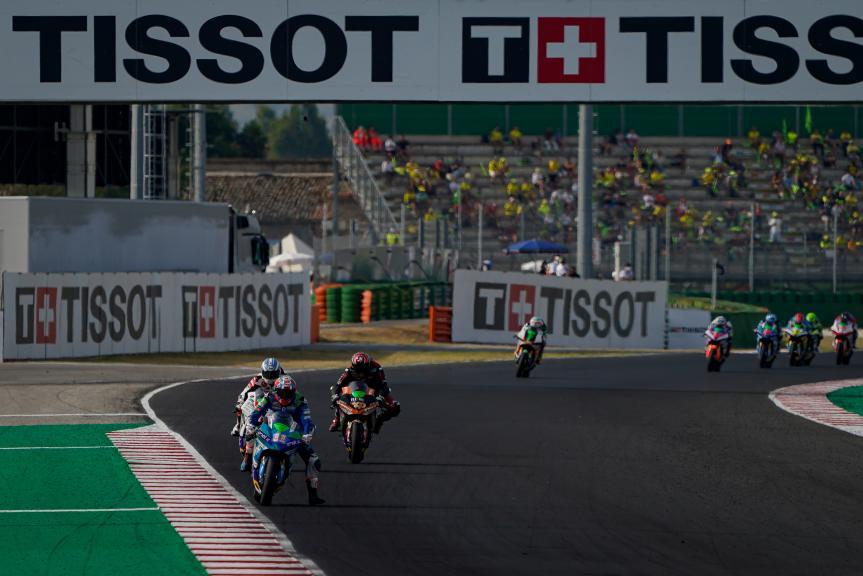 MotoE, Race, Gran Premio TISSOT dell'Emilia Romagna