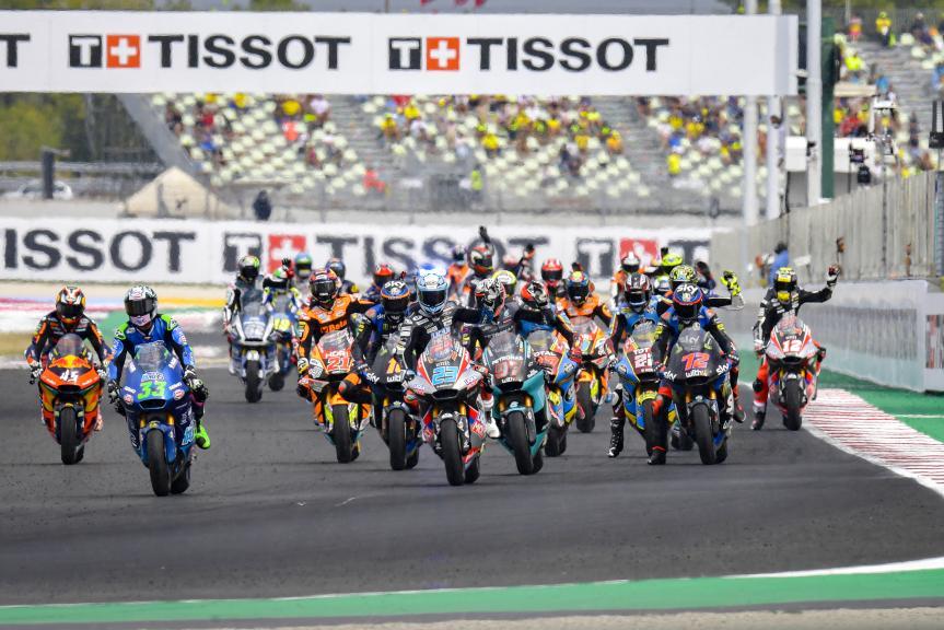 Moto2, Gran Premio TISSOT dell'Emilia Romagna e della Riviera di Rimini