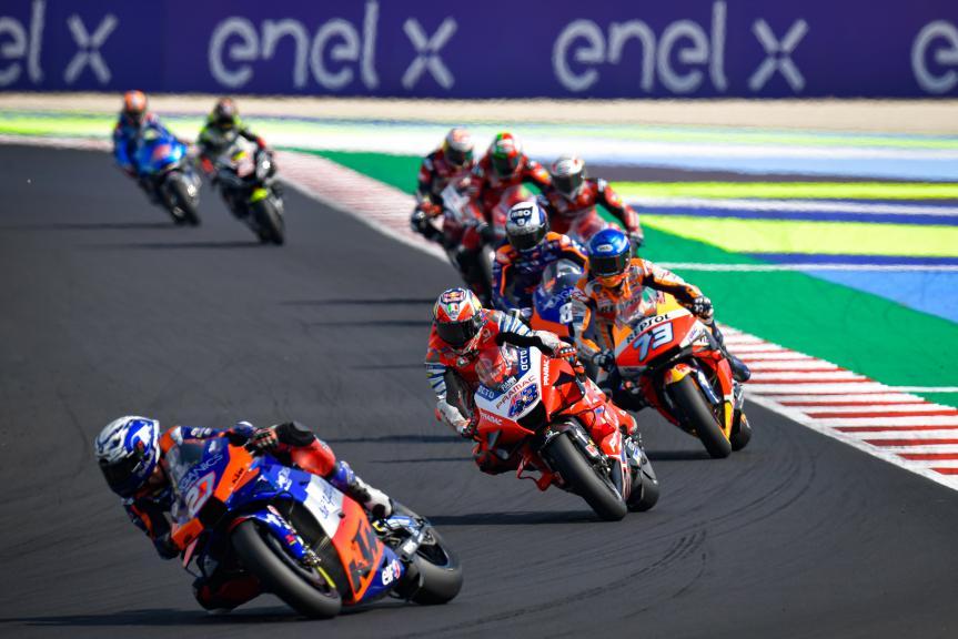 MotoGP™, Race, Gran Premio TISSOT dell'Emilia Romagna e della Riviera di Rimini