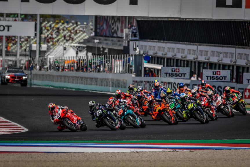 MotoGP, Gran Premio TISSOT dell'Emilia Romagna e della Riviera di Rimini