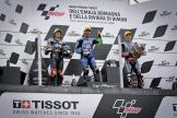 Enea Bastianini, Marco Bezzecchi, Sam Lowes, Italtrans Racing Team, Gran Premio TISSOT dell'Emilia Romagna e della Riviera di Rimini