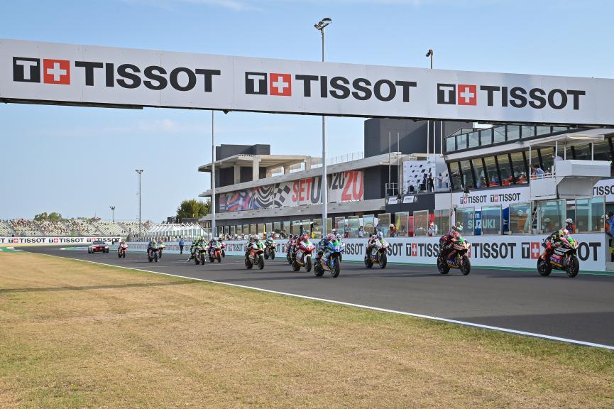 MotoE, Race 2, Gran Premio TISSOT dell'Emilia Romagna e della Riviera di Rimini