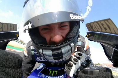 FREE VIDEO! Entire last lap of a nail-biting MotoGP™ race