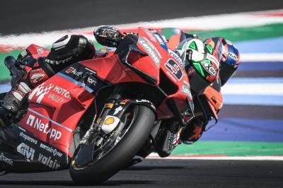 GRATIS: El GP de la Emilia-Romaña, en 'super slow motion'