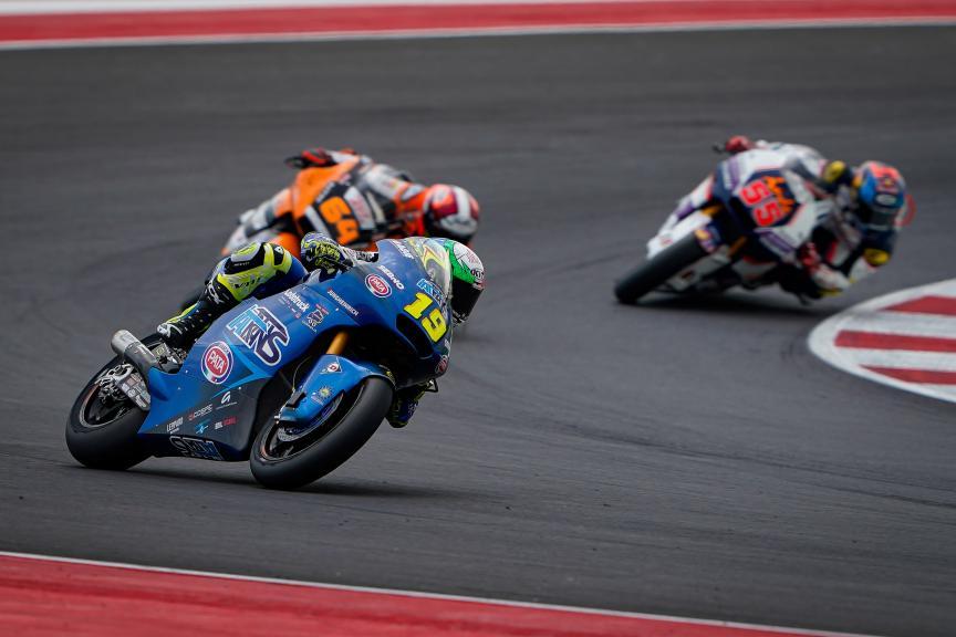 Lorenzo Dalla Porta, Italtrans Racing Team, Gran Premio TISSOT dell'Emilia Romagna e della Riviera di Rimini